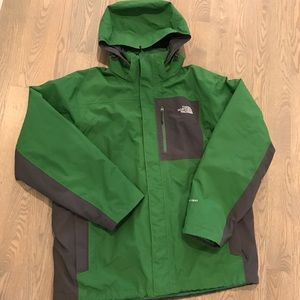 77aac2173 Men's The North Face HyVent Triclimate jacket